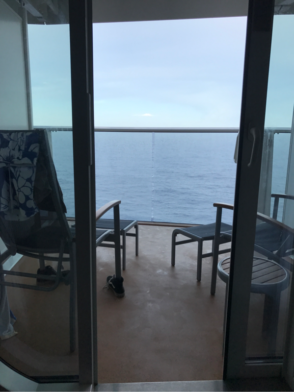 balcony cabin 10570 on anthem of the seas  category d1