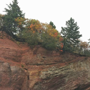 Bay of Fundy, Sea Caves