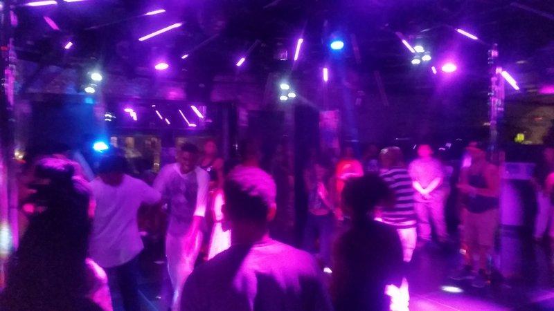 Carnival Victory, Bar, Club Arctic Dance Club