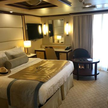 Premium Mini-Suite on Royal Princess
