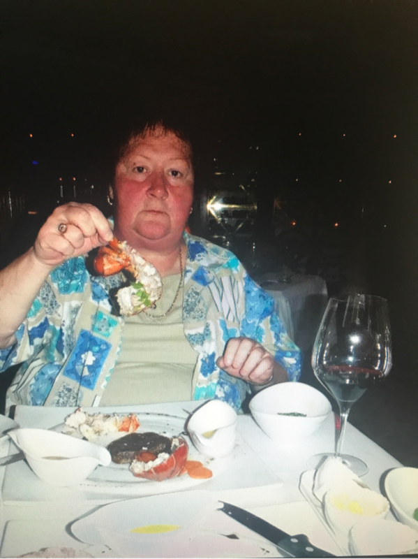 David's steakhouse 2011 - Carnival Pride