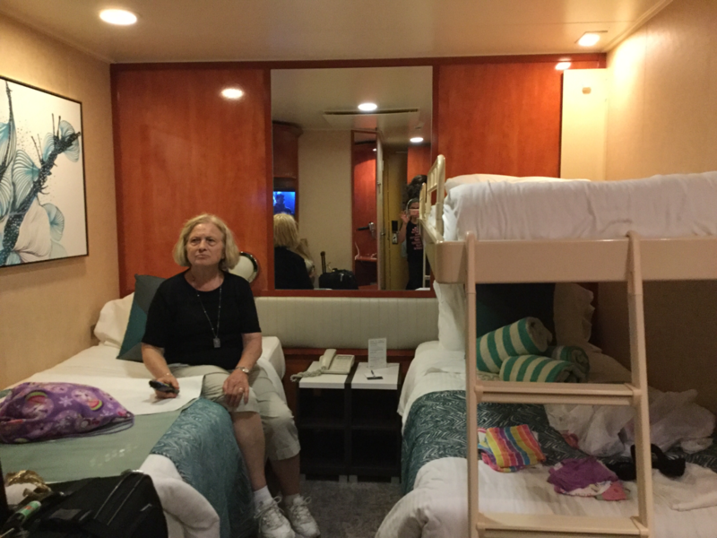 Family Inside Stateroom Cabin Category I1 Norwegian Gem