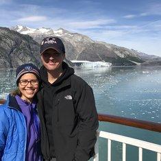 Aft, in Glacier Bay