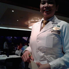 Cagney''s Steakhouse on Norwegian Escape