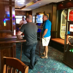O''Sheehan''s Bar and Grill on Norwegian Escape