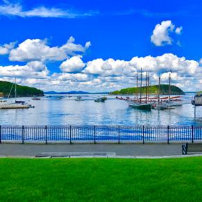 Bar Harbor, Maine.