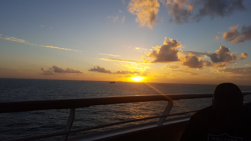 Carnival Victory, Carnival Cruise Lines - August 25, 2017