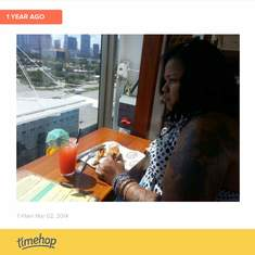 Miami, Florida - I had to try a burger from Guy's....March 2014