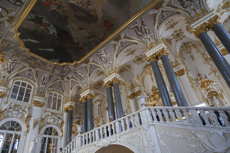 St. Petersburg, Russian Federation - Hermitage