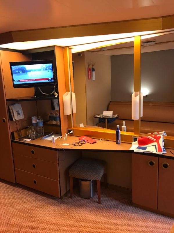 Carnival Triumph cabin 1103