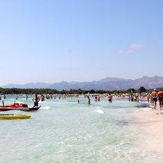 Coda Cavallo beach