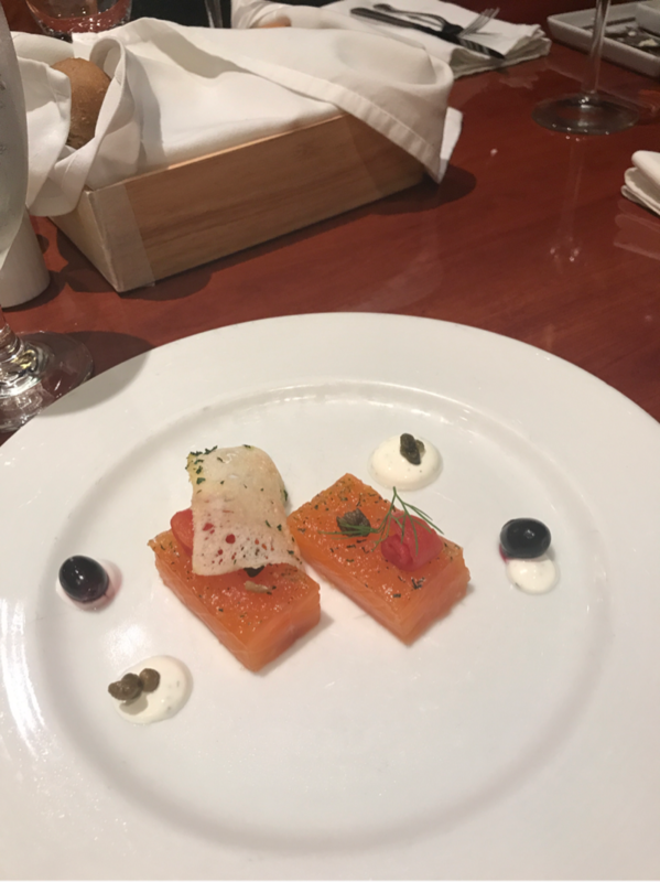 Candied Salmon - Carnival Victory
