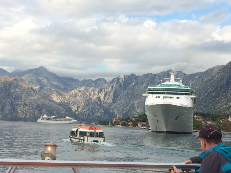 Vision and Rhapsody in Kotor, Montenegro - Rhapsody of the Seas