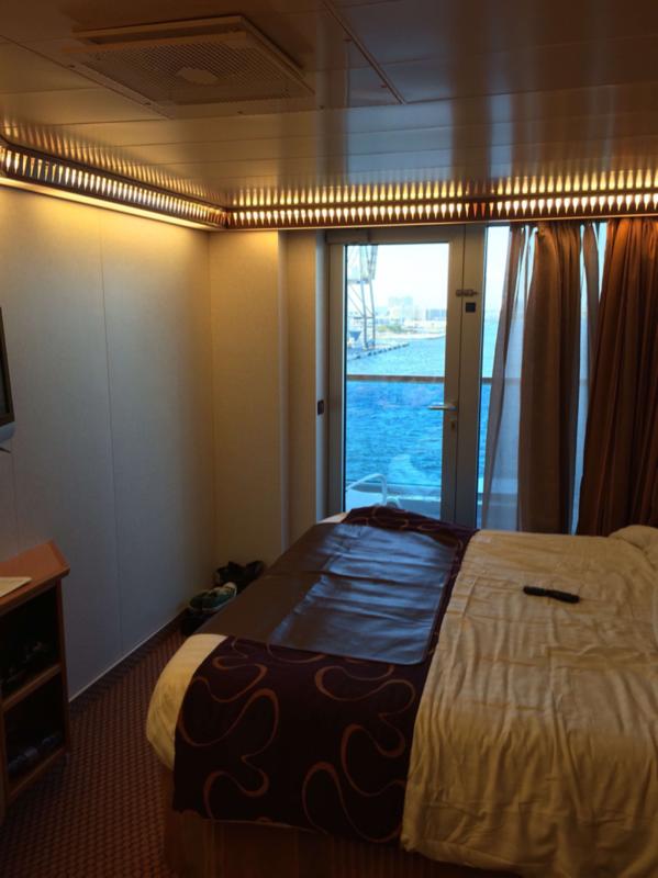 Costa Deliziosa, Costa Cruises - August 31, 2017