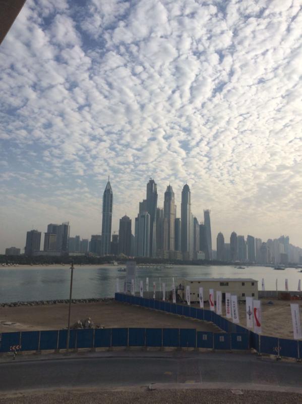 Dubai, U.A.E. - August 31, 2017