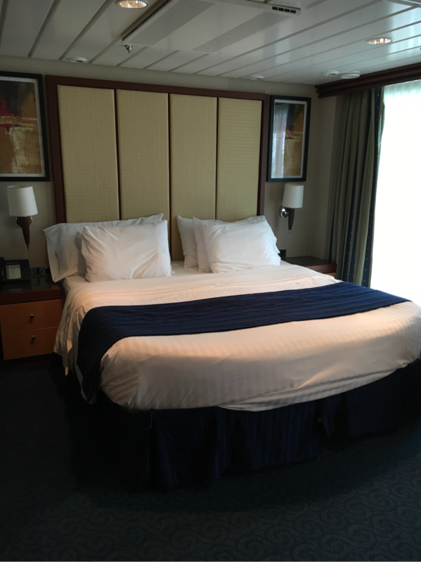 Independence of the Seas cabin 1556