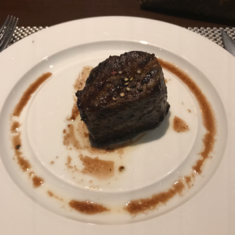 Chops Grille on Anthem of the Seas