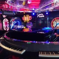 Neon Piano Bar