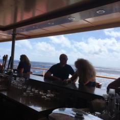Maltings Beer and Whiskey Bar on Norwegian Breakaway