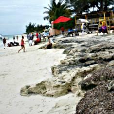 nassau bahamas beach