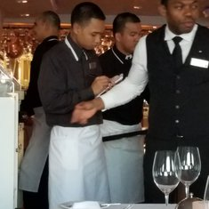 The Best Waiters