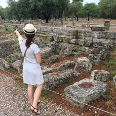 Katakolon (Olympia), Greece