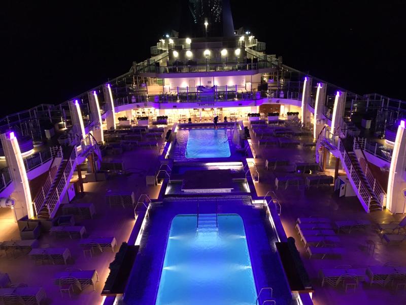 Britannia, P&O Cruises - September 12, 2017