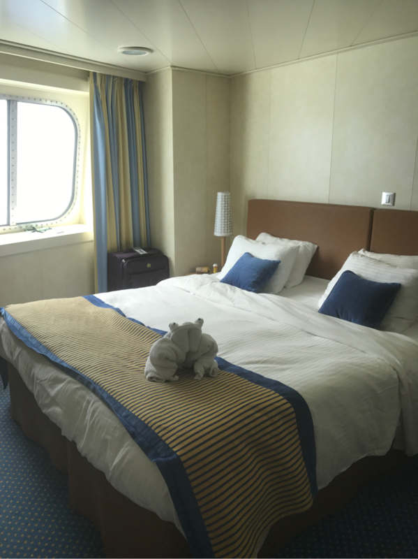 Oceanview Cabin 2470 On Carnival Breeze Category 6a