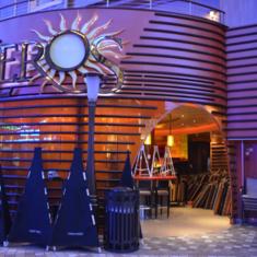 Boleros Lounge on Oasis of the Seas