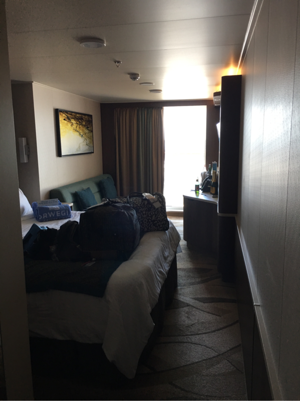 Norwegian Escape cabin 11738