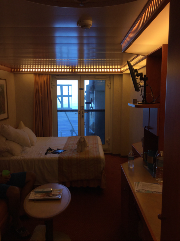 Inside Cabin 4115 On Carnival Pride Category 4k