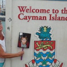 George Town, Grand Cayman - Caymans with Brenda