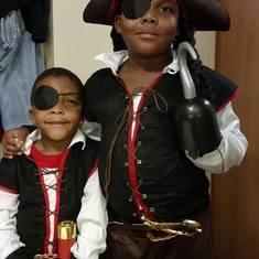 Pirate Night!