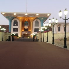 Muscat, Oman - Majesty Palace