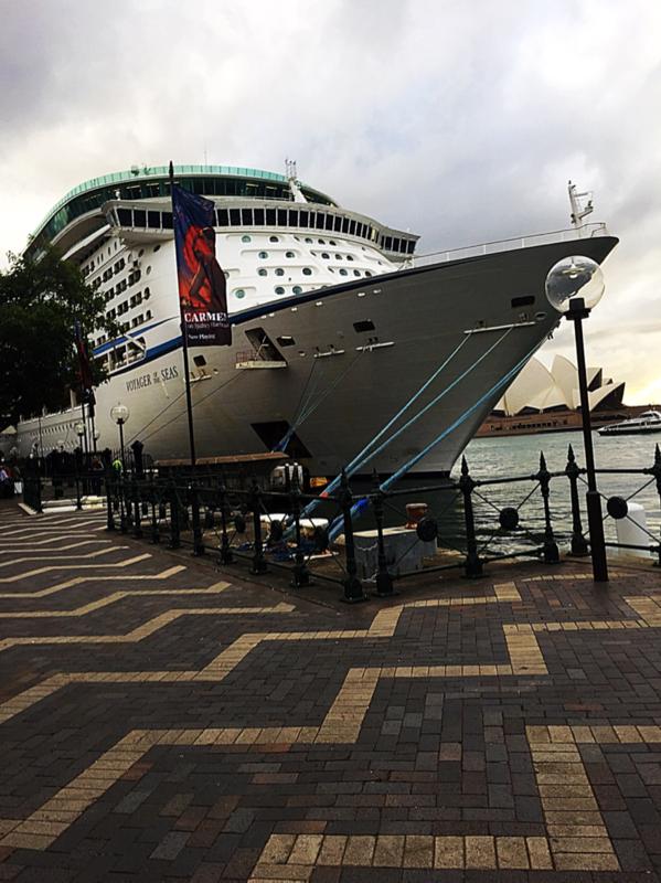 Voyager of the Seas, Royal Caribbean - May 13, 2017