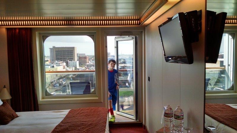 Carnival Liberty cabin 7329