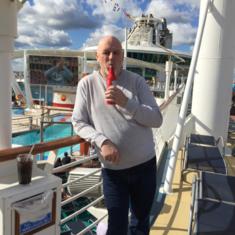 Pub on Navigator of the Seas