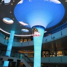 Atrium Centerpiece