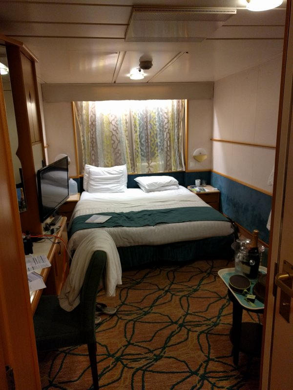 Oceanview Cabin 3064 On Grandeur Of The Seas Category G1