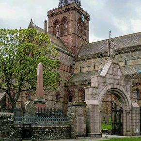 Kirkwall, St. Magnus Cathedral