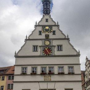 Die 1446 erbaute Ratstrinkstubel