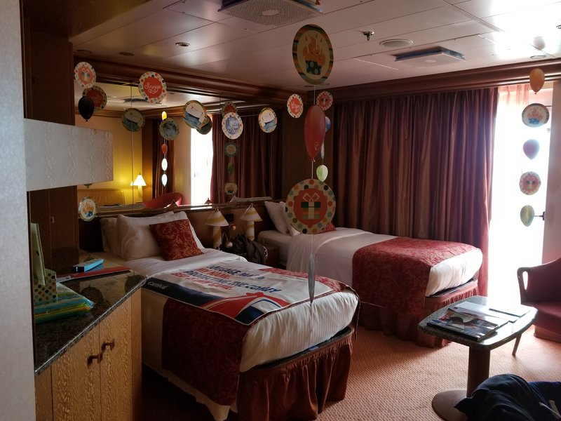 Suite 7267 On Carnival Splendor Category U3