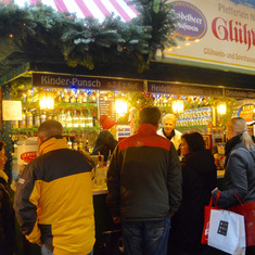 Gluhwein at Nuremberg Christmas Market