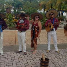 Mariachi Band Cozumel