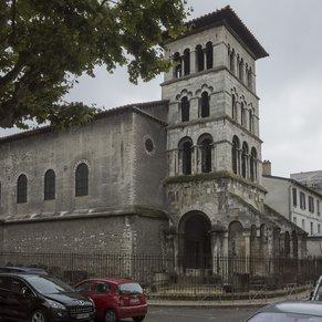 Saint-André le Bas Abbey, Vienne