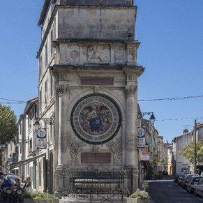 Fontaine d'Amédée Pichot, Arles