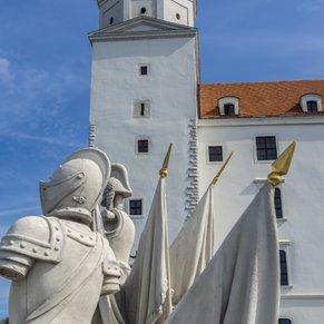 Trophy of arms, Bratislava Castle