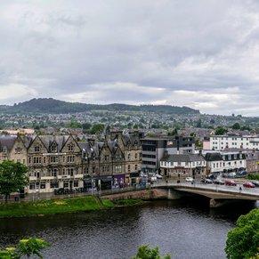 Ness Bridge, Inverness