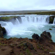 Godafodd Waterfall