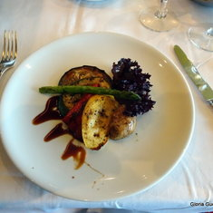 Dinner Entree eggplant MDR